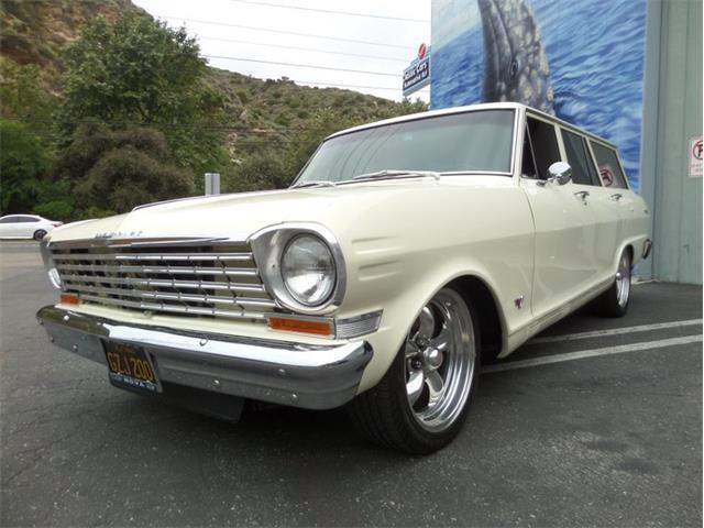 1963 Chevrolet Nova (CC-1358050) for sale in Laguna Beach, California