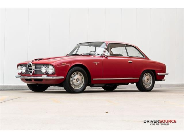 1966 Alfa Romeo 2600 (CC-1358052) for sale in Houston, Texas
