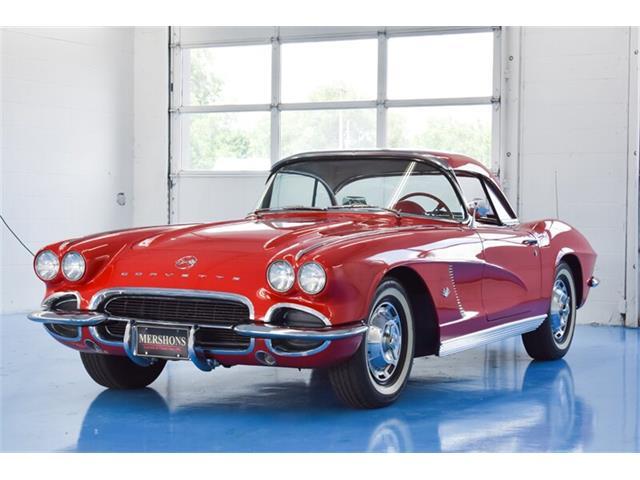 1962 Chevrolet Corvette (CC-1358053) for sale in Springfield, Ohio