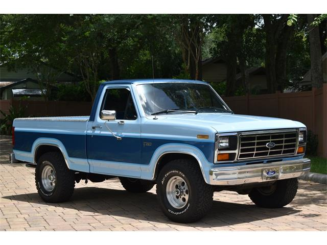 1985 Ford F150 (CC-1358055) for sale in Lakeland, Florida