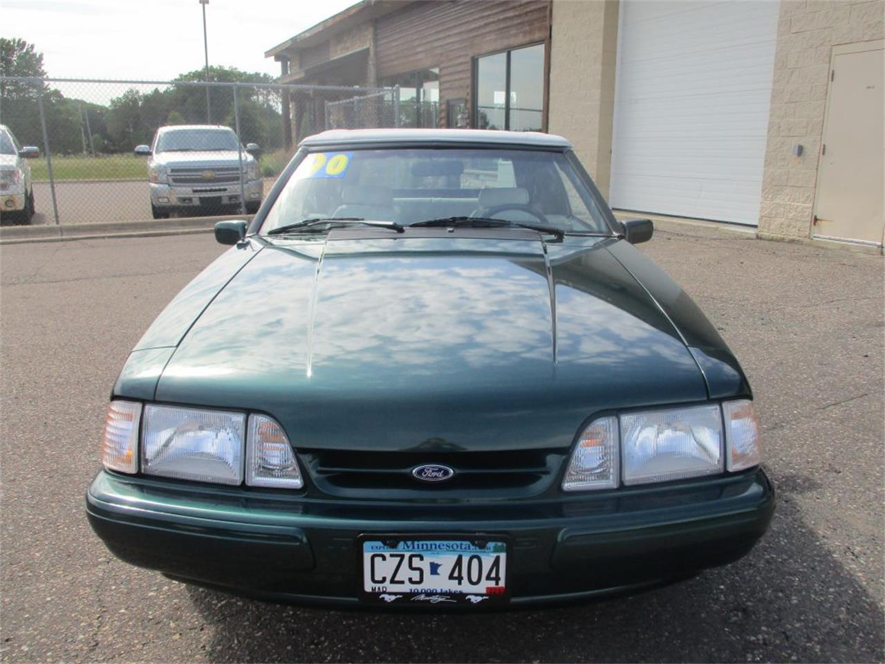 1990 Ford Mustang (CC-1358073) for sale in Ham Lake, Minnesota