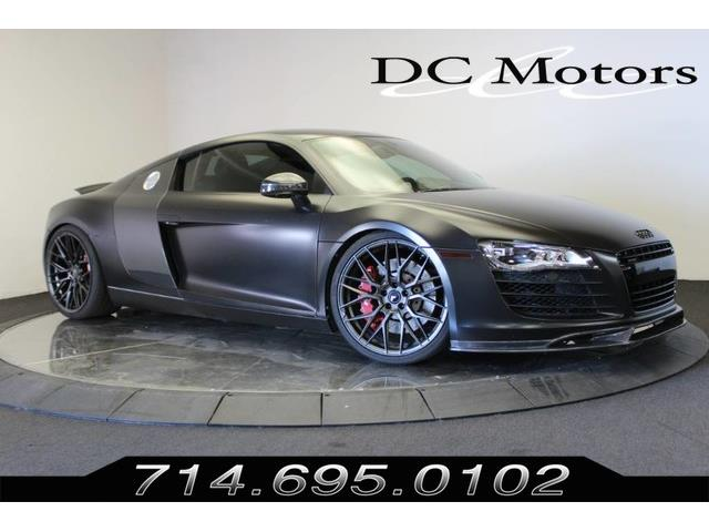 2012 Audi R8 (CC-1358078) for sale in Anaheim, California