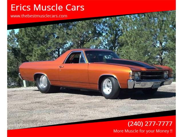 1971 Chevrolet Race Car (CC-1358083) for sale in Clarksburg, Maryland