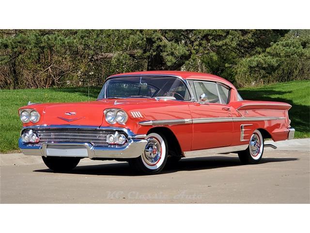 1958 Chevrolet Impala (CC-1358088) for sale in Lenexa, Kansas