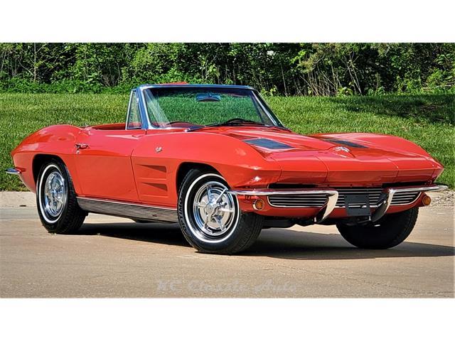 1963 Chevrolet Corvette (CC-1358091) for sale in Lenexa, Kansas