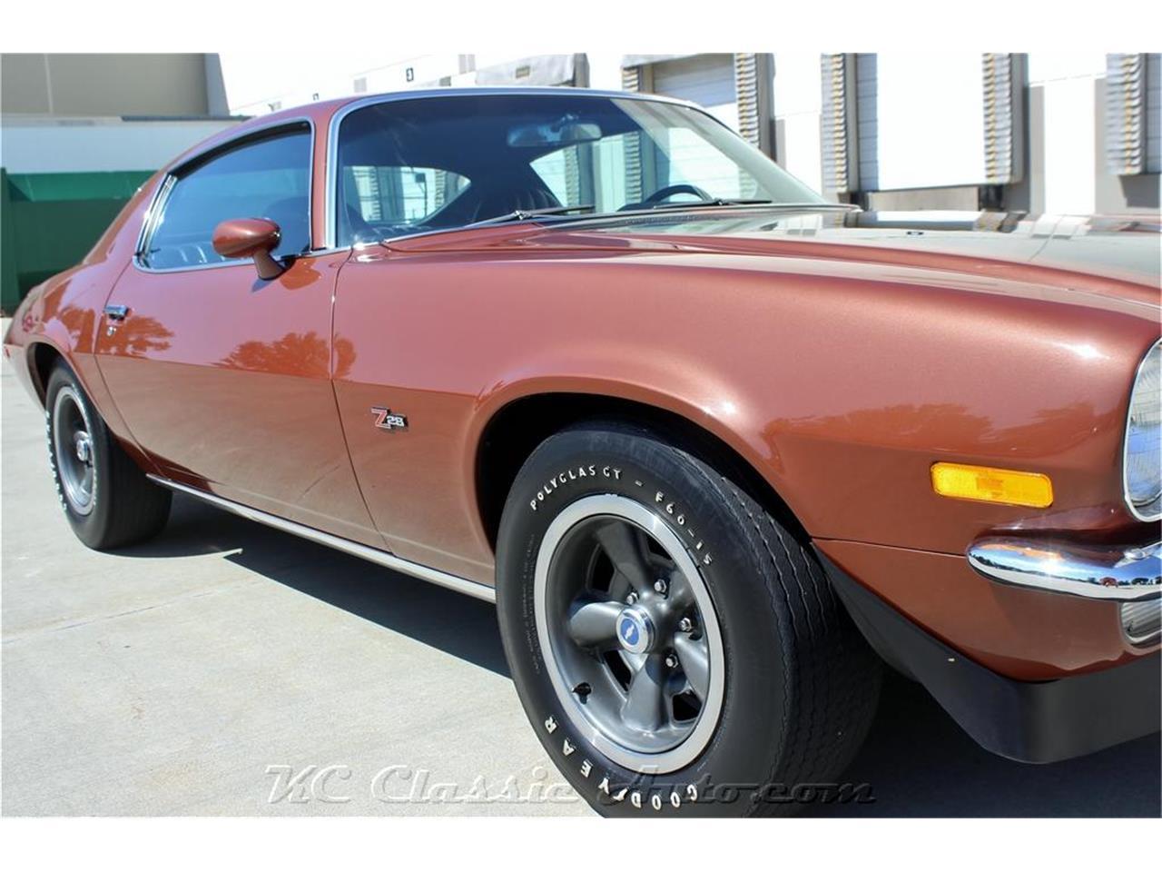 1971 Chevrolet Camaro Z28 (CC-1358093) for sale in Lenexa, Kansas