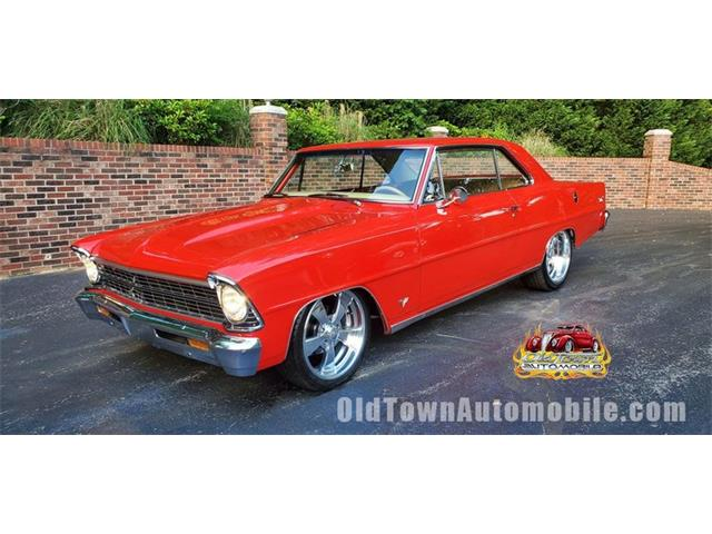1967 Chevrolet Nova (CC-1358100) for sale in Huntingtown, Maryland