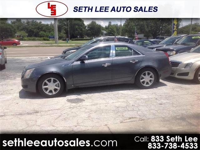 2008 Cadillac CTS (CC-1358101) for sale in Tavares, Florida