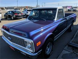 1971 Chevrolet C10 (CC-1358103) for sale in Spirit Lake, Iowa