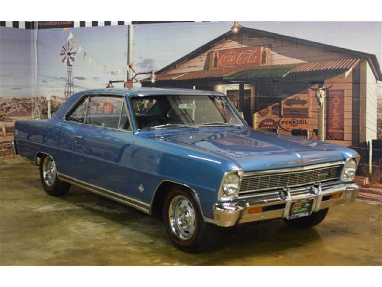 1966 Chevrolet Nova II (CC-1358108) for sale in Bristol, Pennsylvania