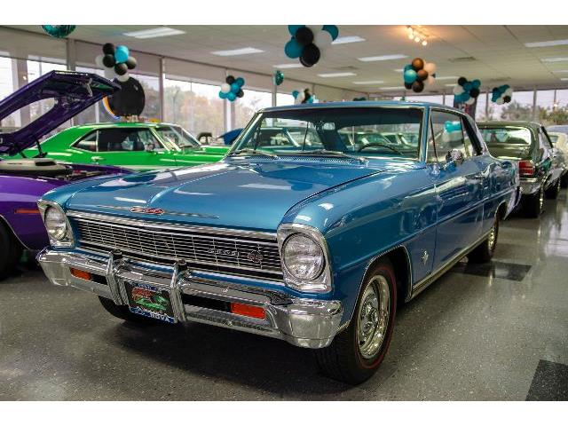 1966 Chevrolet Nova II (CC-1358108) for sale in Bristol, Pennsylvania