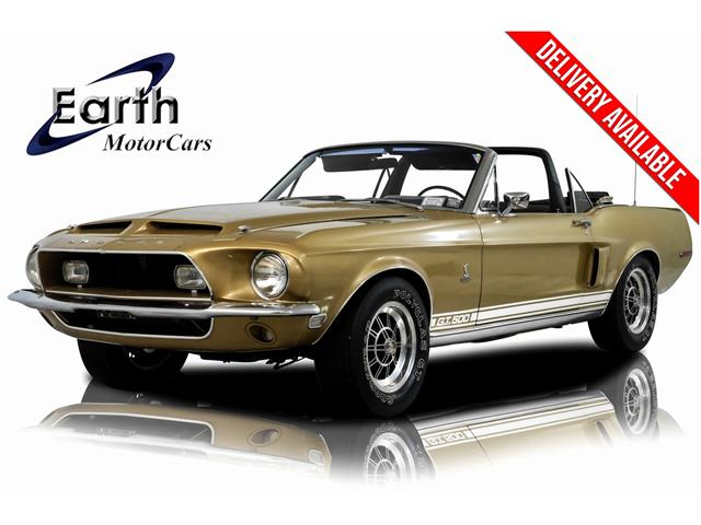1968 Ford Mustang (CC-1358113) for sale in Carrollton, Texas