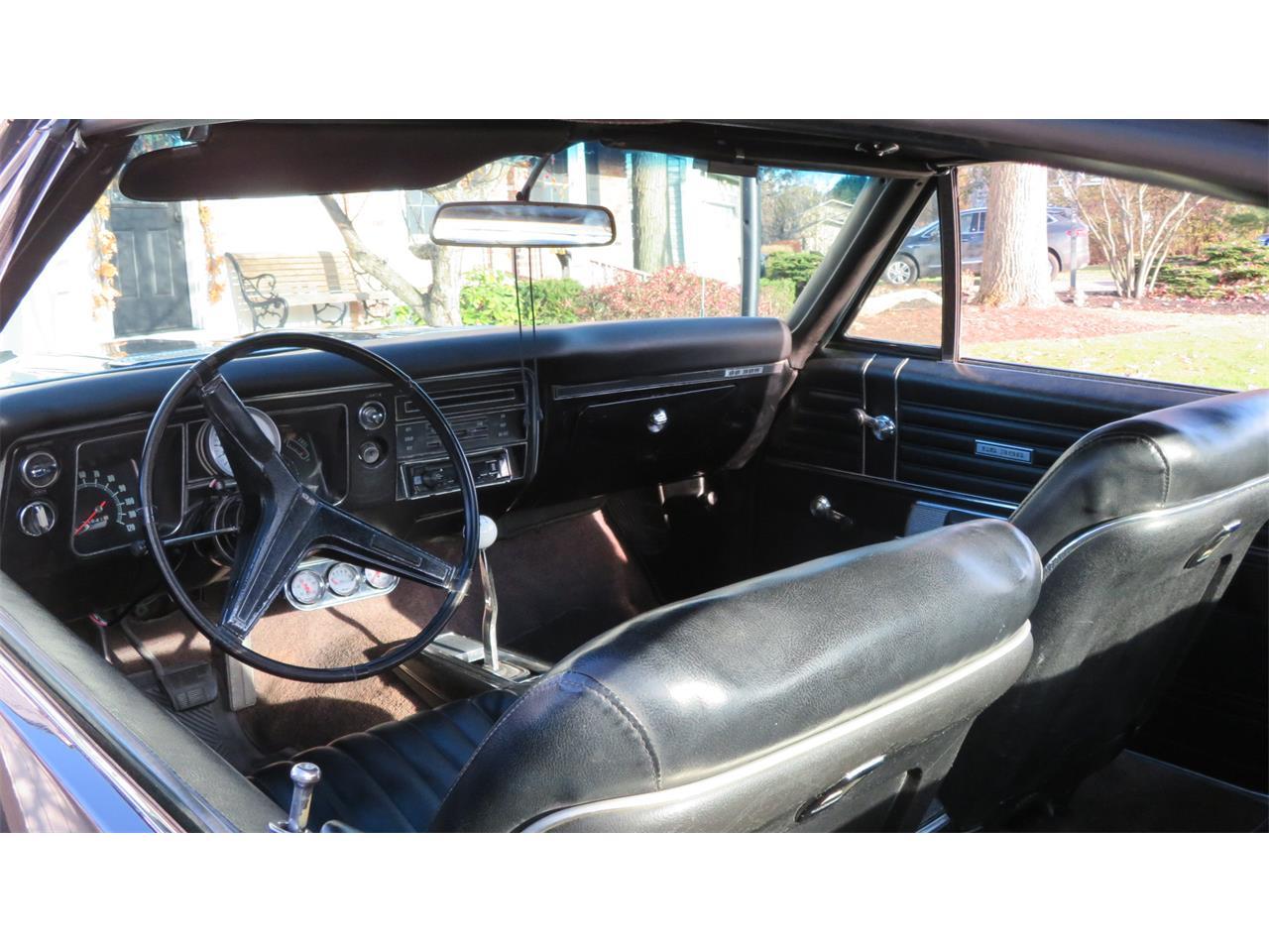 1968 Chevrolet Chevelle SS (CC-1350812) for sale in Aurora, Ohio