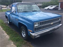 1981 Chevrolet C10 (CC-1358120) for sale in Clarksville, Georgia