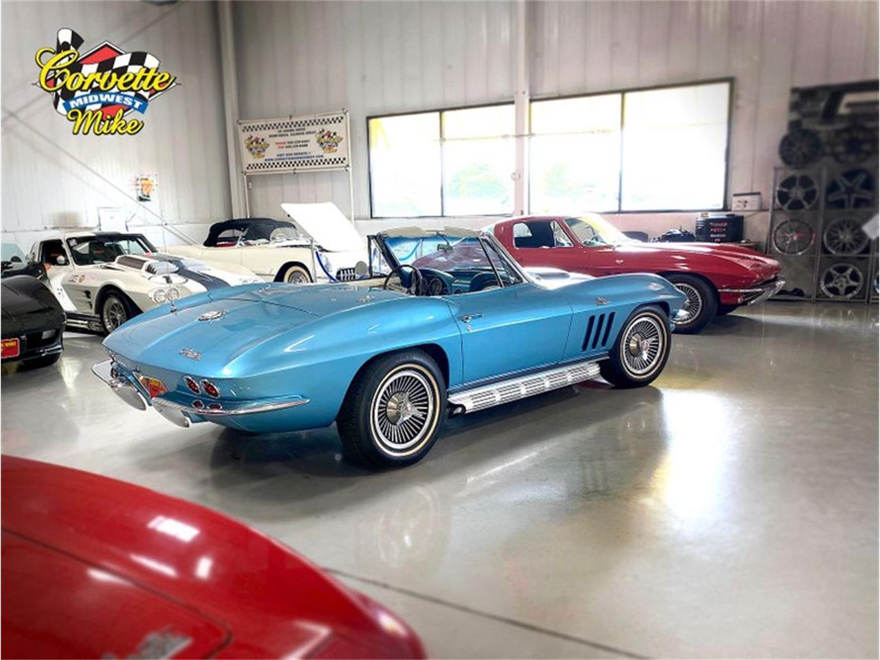 1965 Chevrolet Corvette (CC-1358126) for sale in Burr Ridge, Illinois