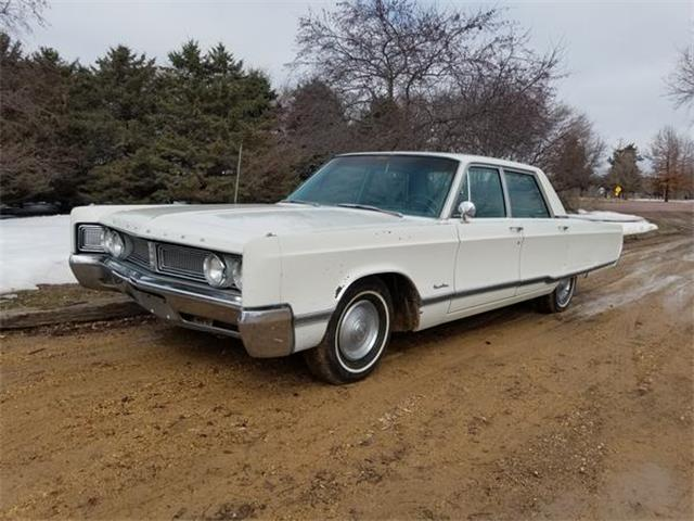 1967 Chrysler Newport (CC-1358127) for sale in New Ulm, Minnesota