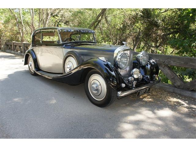 1938 Bentley 4-1/4 Litre (CC-1358130) for sale in Santa Barbara, California