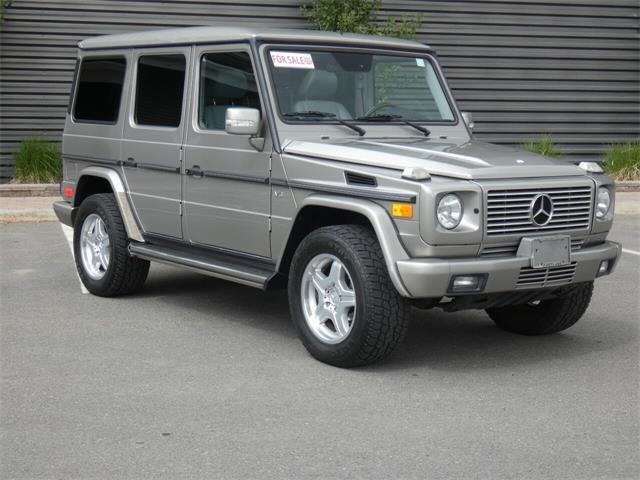 2003 Mercedes-Benz G-Class (CC-1358134) for sale in Hailey, Idaho