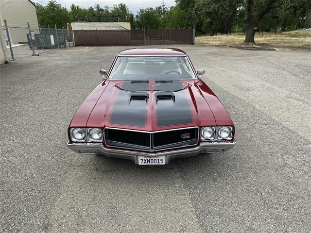 1970 Buick GS 455 (CC-1350815) for sale in Anderson, California