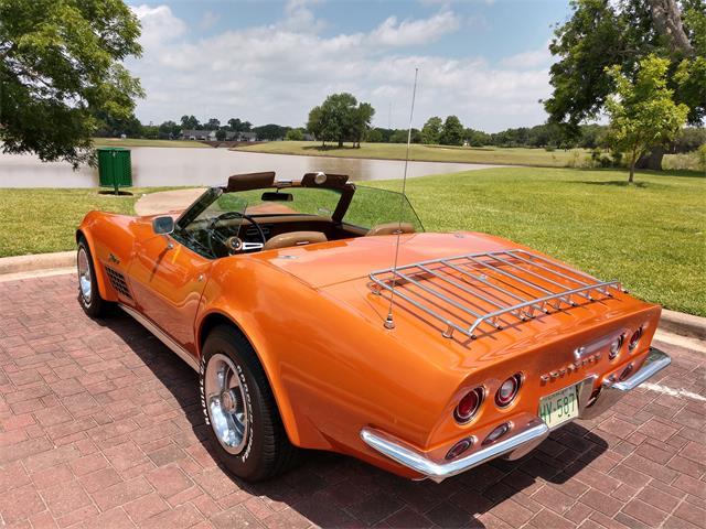 1972 Chevrolet Corvette Stingray (CC-1350816) for sale in Sugar Land, Texas
