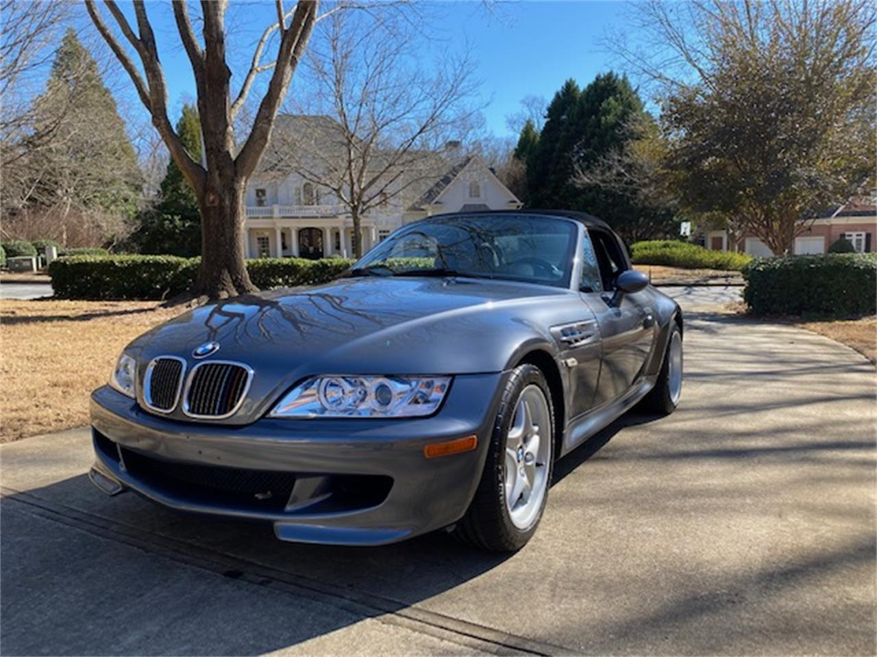 2002 BMW M Roadster (CC-1358166) for sale in Duluth, Georgia