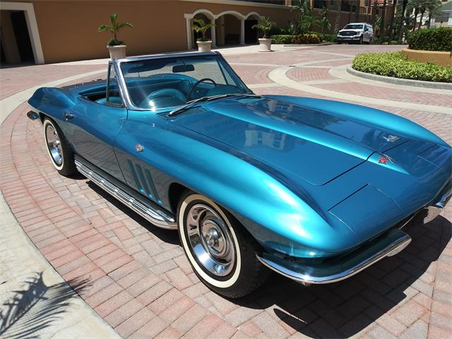 1966 Chevrolet Corvette Stingray (CC-1358169) for sale in Clearwater, Fla