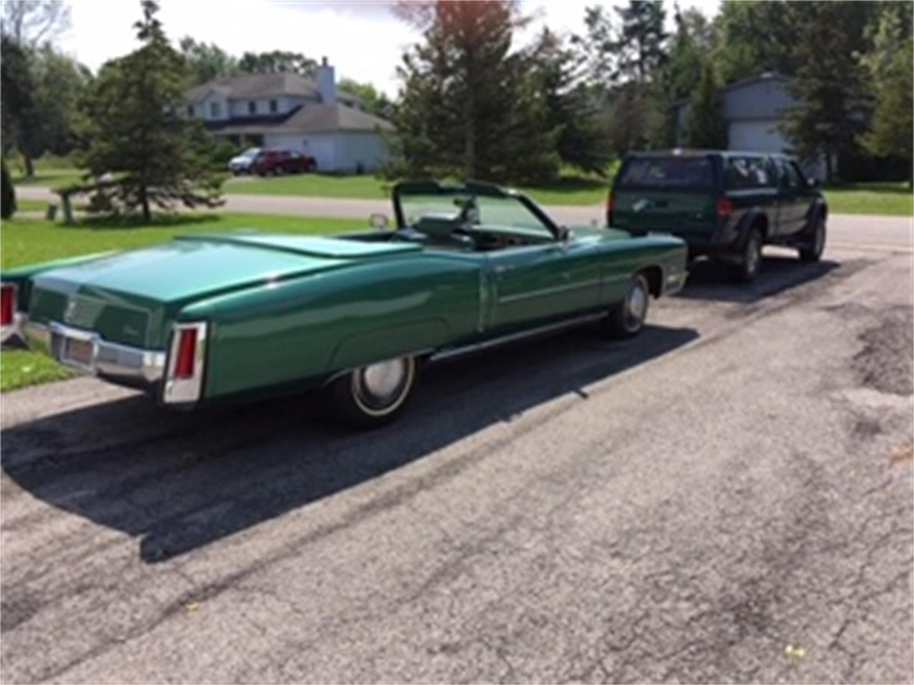 1972 Cadillac Eldorado (CC-1358171) for sale in Lewiston, New York