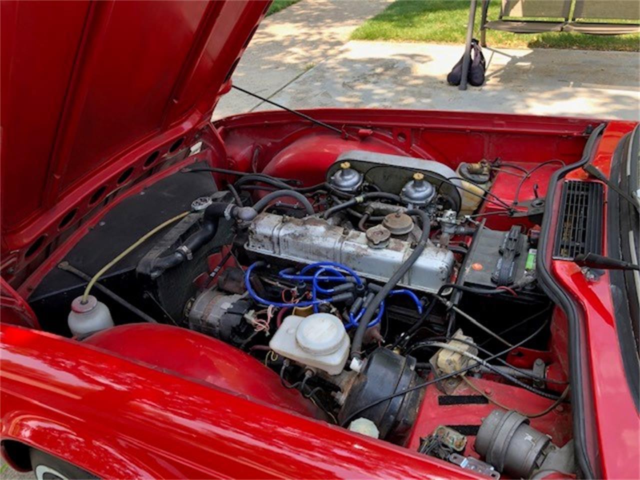 1976 Triumph TR6 (CC-1358173) for sale in Cedarburg, Wisconsin
