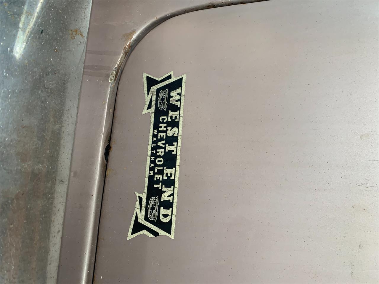 1957 Chevrolet Bel Air (CC-1358181) for sale in Hingham, Massachusetts