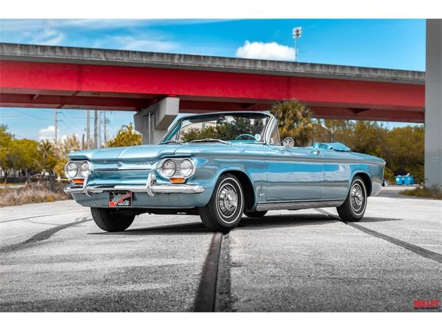 1963 Chevrolet Monza (CC-1358194) for sale in Fort Lauderdale, Florida