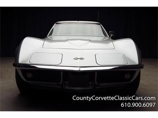 1969 Chevrolet Corvette (CC-1358214) for sale in West Chester, Pennsylvania