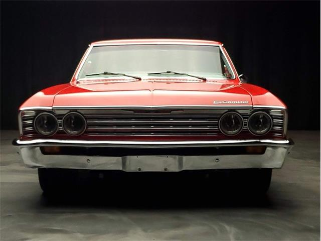 1967 Chevrolet El Camino (CC-1358215) for sale in West Chester, Pennsylvania