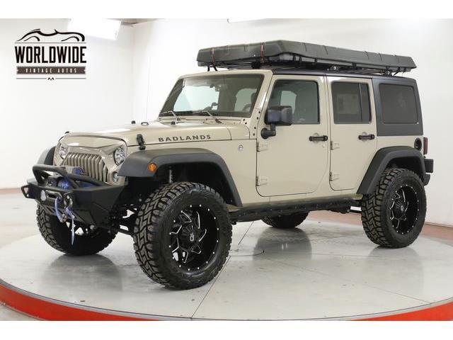 2018 Jeep Wrangler (CC-1350822) for sale in Denver , Colorado