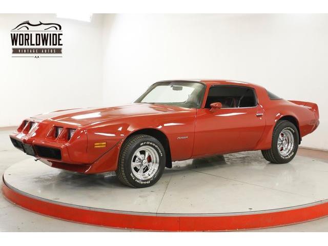 1980 Pontiac Firebird (CC-1350823) for sale in Denver , Colorado