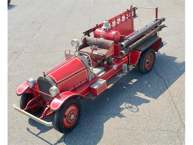 1925 Hale Fire Truck (CC-1358241) for sale in Morgantown, Pennsylvania