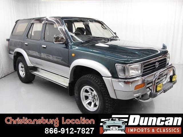 1993 Toyota Hilux (CC-1358251) for sale in Christiansburg, Virginia