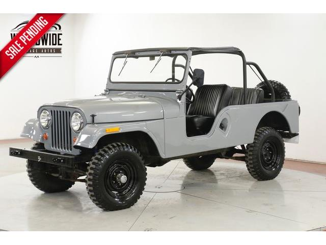 1961 Jeep Willys (CC-1350826) for sale in Denver , Colorado