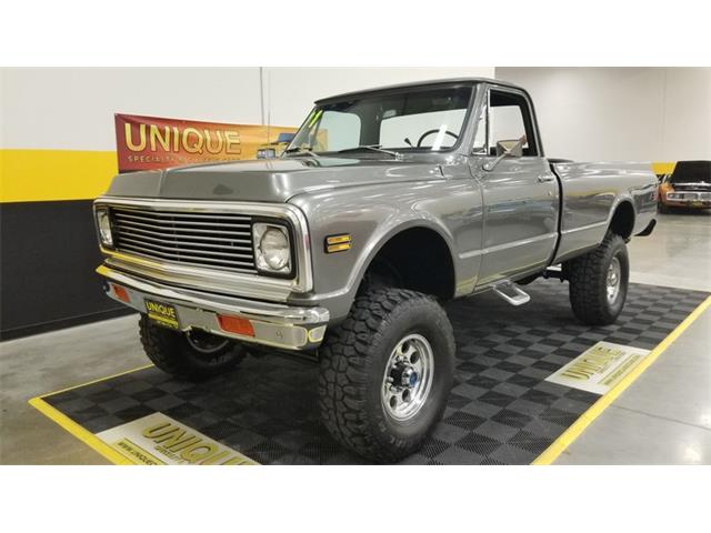 1971 GMC K20 (CC-1358263) for sale in Mankato, Minnesota