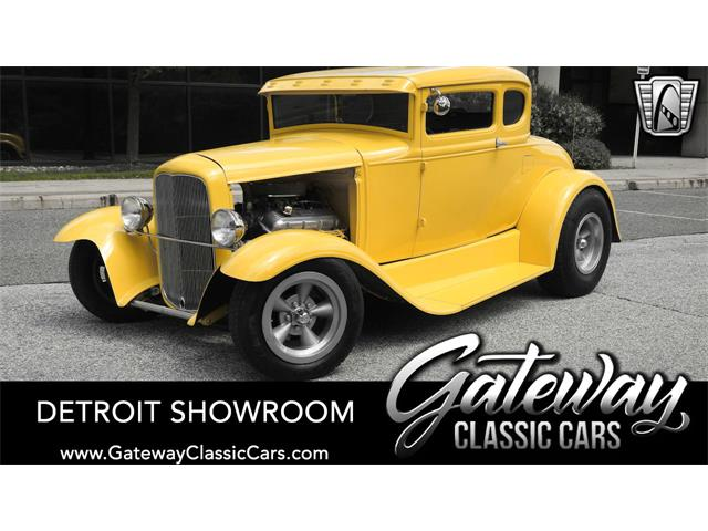 1931 Ford 5-Window Coupe (CC-1358290) for sale in O'Fallon, Illinois