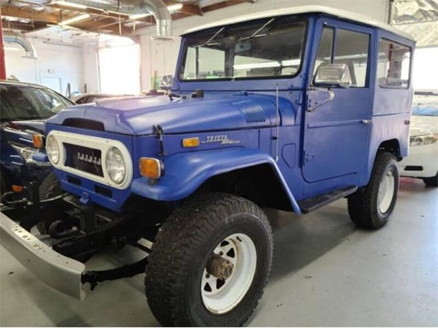 1971 Toyota Land Cruiser FJ (CC-1358291) for sale in Cadillac, Michigan