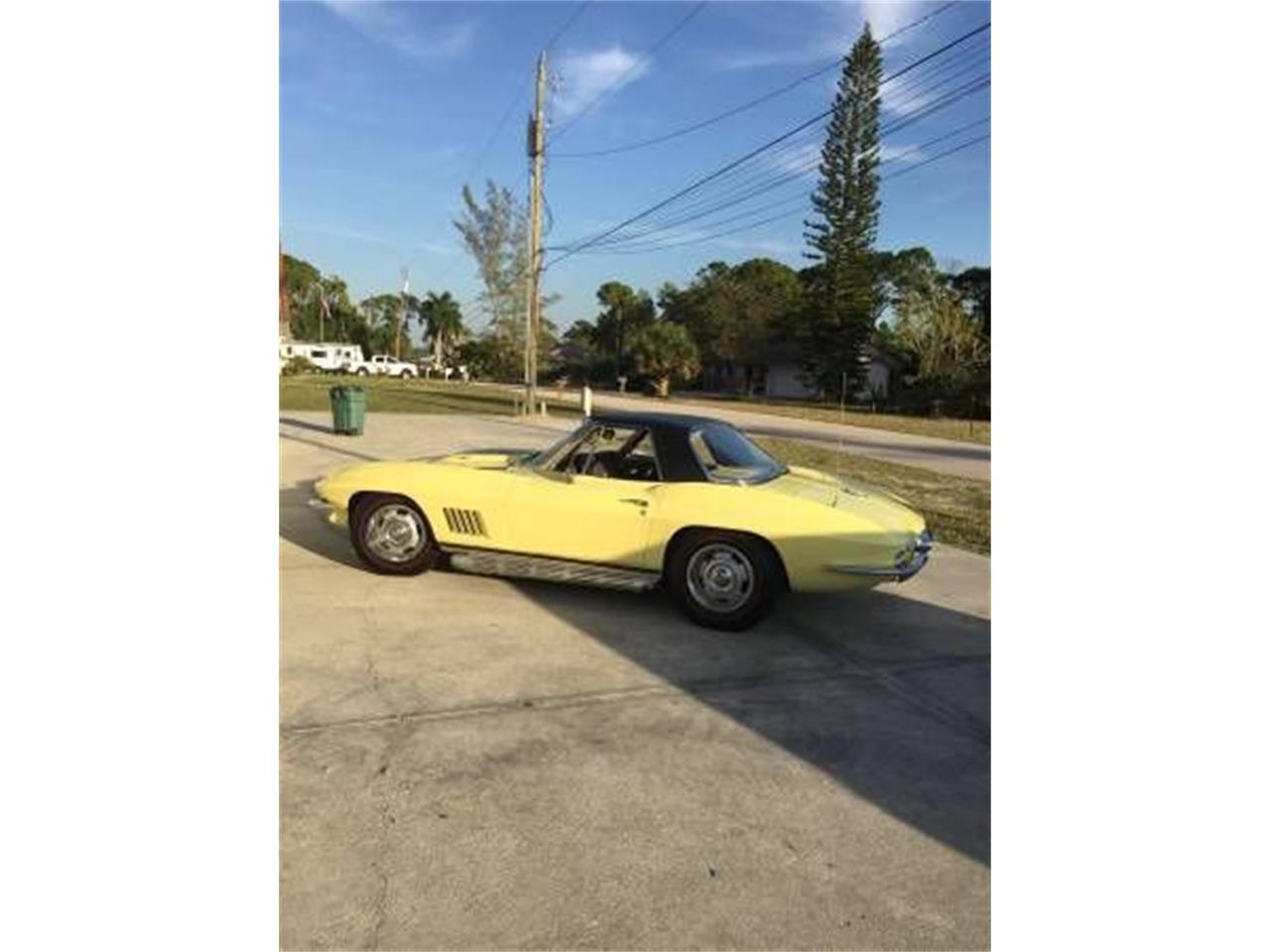 1967 Chevrolet Corvette (CC-1358300) for sale in Cadillac, Michigan