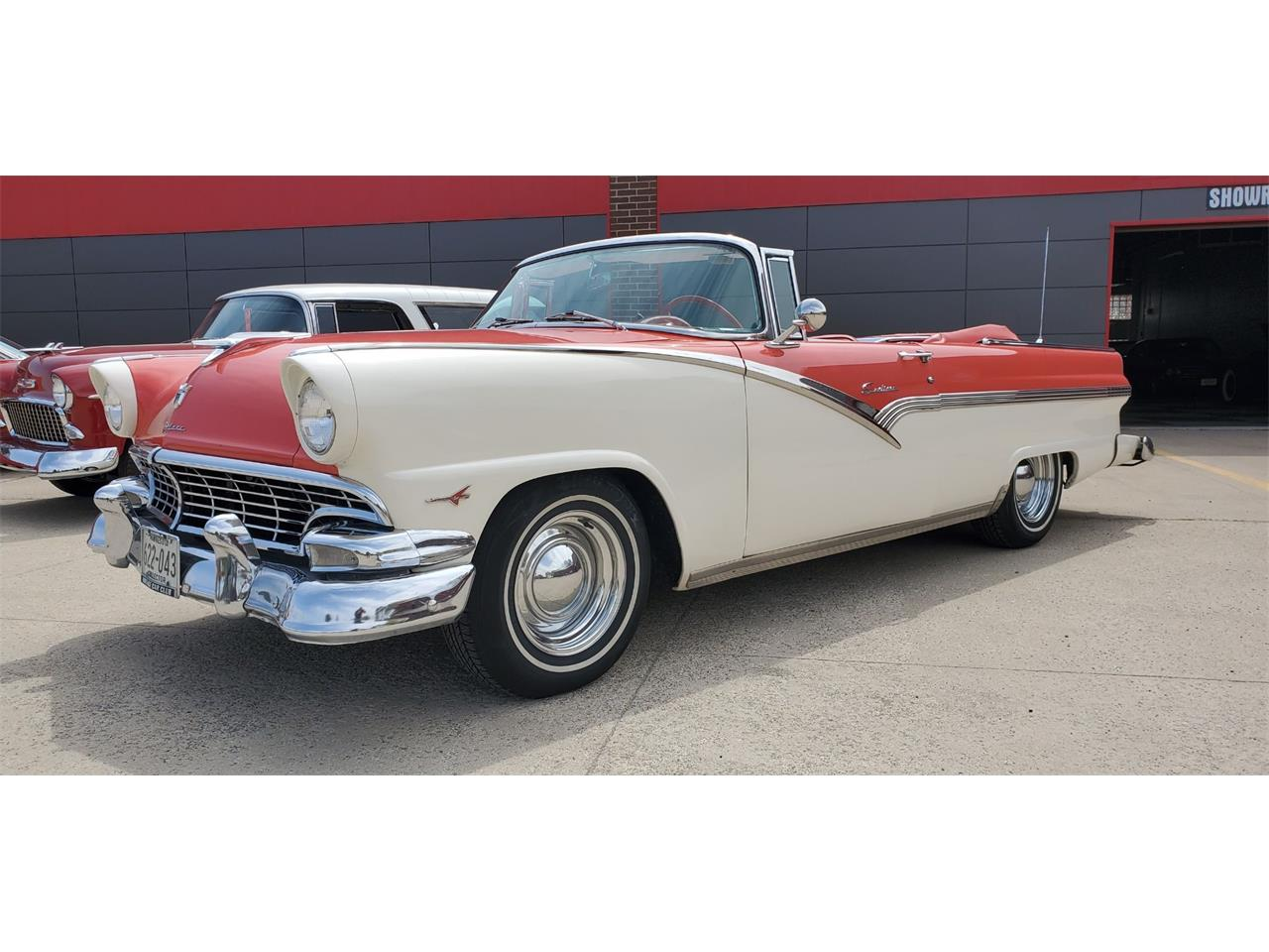 1956 Ford Sunliner (CC-1358308) for sale in Annandale, Minnesota