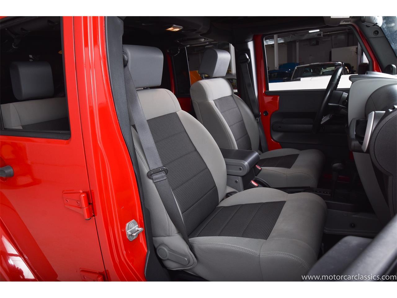 2010 Jeep Wrangler (CC-1358311) for sale in Farmingdale, New York