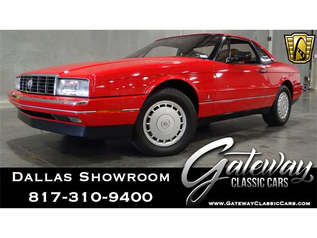 1988 Cadillac Allante (CC-1358312) for sale in O'Fallon, Illinois