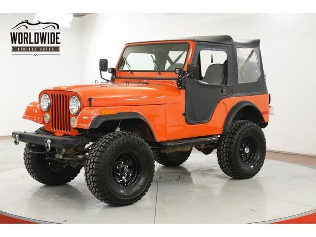 1979 Jeep CJ5 (CC-1350832) for sale in Denver , Colorado