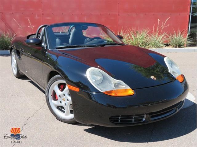 2000 Porsche Boxster (CC-1358322) for sale in Tempe, Arizona