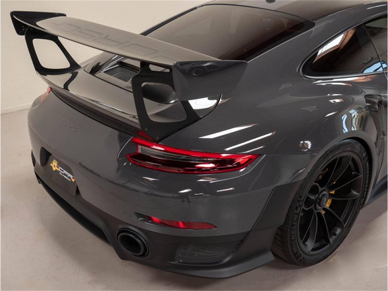 2019 Porsche 911 (CC-1358330) for sale in Fallbrook, California