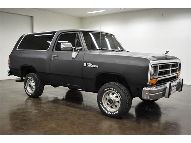 1990 Dodge Ramcharger (CC-1358354) for sale in Sherman, Texas