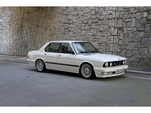 1988 BMW 528e (CC-1358376) for sale in Atlanta, Georgia