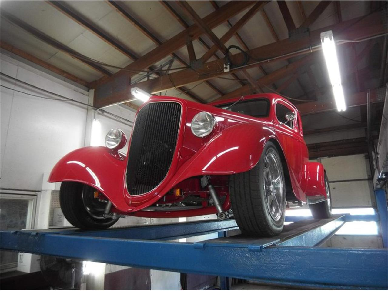 1934 Ford 5-Window Coupe (CC-1350838) for sale in Volo, Illinois